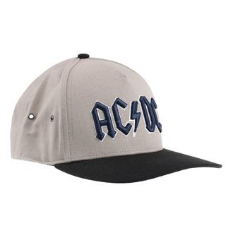 Kapa AC / DC - Navy Logo - SAND / BL - ROCK OFF, ROCK OFF, AC-DC