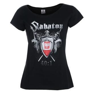 Ženska majica SABATON - 40:1 - CARTON - KD_390