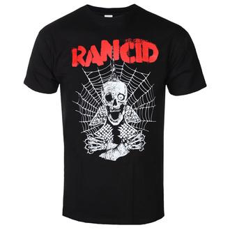Moška majica Rancid - Spiderweb - Črna - KINGS ROAD - 20171761