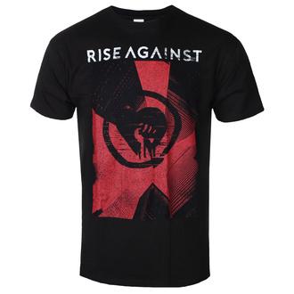 Moška majica Rise Against - Tower - Črna - KINGS ROAD, KINGS ROAD, Rise Against