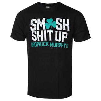 Moška majica Dropkick Murphys - Smash Shit Up - Črna - KINGS ROAD, KINGS ROAD, Dropkick Murphys