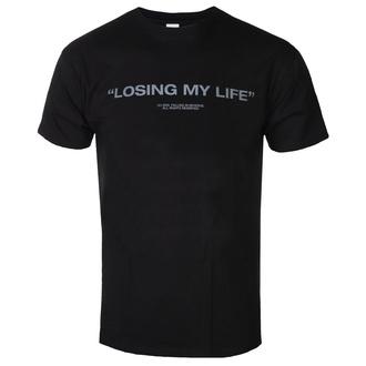 Moška majica Falling In Reverse - Losing My Life - Črna - KINGS ROAD, KINGS ROAD, Falling In Reverse