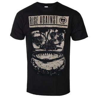 Moška majica Rise Against - War Room - Črna - KINGS ROAD, KINGS ROAD, Rise Against