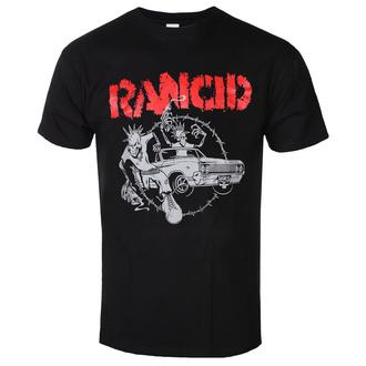 Moška majica Rancid - Cadillac - Črna - KINGS ROAD, KINGS ROAD, Rancid