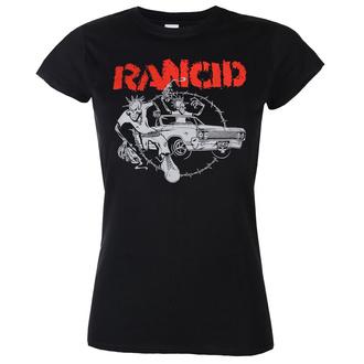 Ženska majica Rancid - Cadillac Fitted - Črna - KINGS ROAD, KINGS ROAD, Rancid