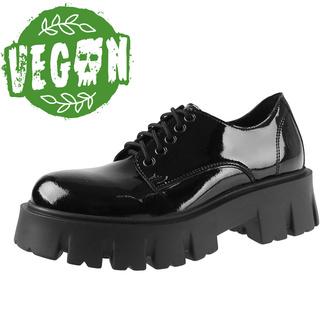Ženski čevlji ALTERCORE - Deidra Vegan - Black Patent, ALTERCORE