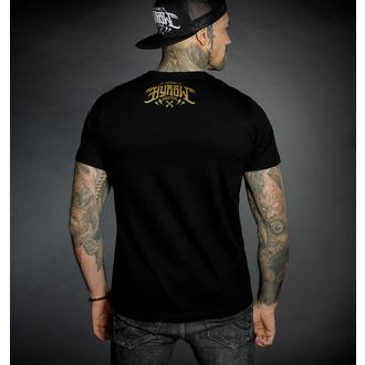 Moška majica HYRAW - Graphic - LOGO OR, HYRAW