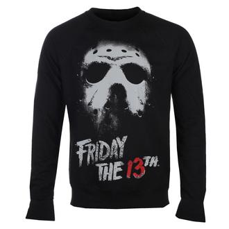 Moški pulover Friday The 13th - Black - HYBRIS, HYBRIS, Friday the 13th