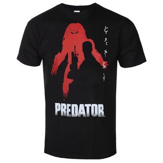 Moška majica Predator - Poster - Črna - HYBRIS, HYBRIS, Predator