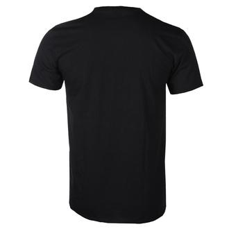 Moška majica Predator - De Los Hombres - Črna - HYBRIS, HYBRIS, Predator