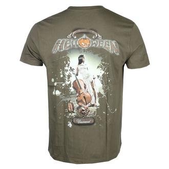 Moška majica HELLOWEEN - Unarmed - Khaki - NUCLEAR BLAST, NUCLEAR BLAST, Helloween