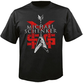 Moška majica MICHAEL SCHENKER - Group Logo, NUCLEAR BLAST, Michael Schenker