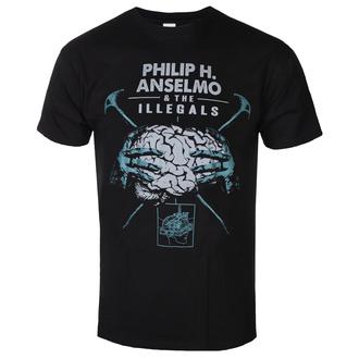 Moška majica Philip H. Anselmo & The Illegals - Brain - RAZAMATAZ, RAZAMATAZ, Philip H. Anselmo & The Illegals