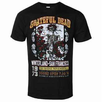 Moška majica Grateful Dead - San Francisco - ROCK OFF, ROCK OFF, Grateful Dead
