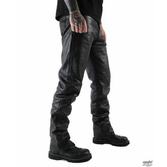 Moške usnjene hlače MOTOR - MOT004 - POŠKODOVANO, MOTOR