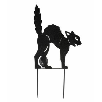 Vrtna dekoracija ALCHEMY GOTHIC - Black Cat, ALCHEMY GOTHIC