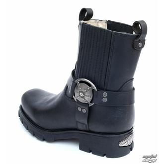 čevlji NEW ROCK - 7605-S1 - Itali Negro - DAMAGED- BH108
