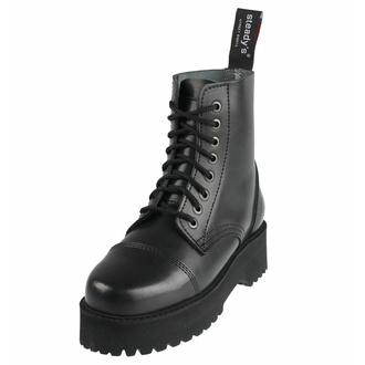 škornji STEADY´S - 8 očesc - Črna - STE/804_black - DAMAGED - BH113