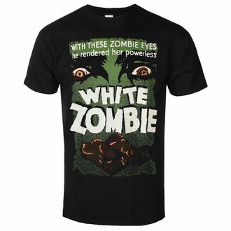 Moška majica WHITE ZOMBIE - POSTER - ČRNA - PLASTIC HEAD, PLASTIC HEAD, White Zombie