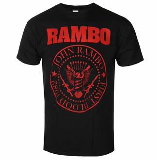 Moška majica RAMBO - RED SEAL - PLASTIC HEAD, PLASTIC HEAD, Rambo