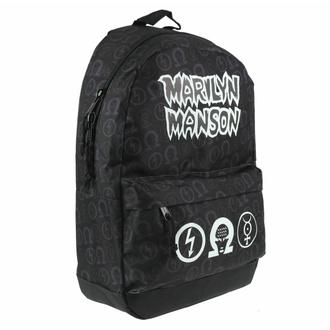 Nahrbtnik MARILYN MANSON - LOGO, NNM, Marilyn Manson