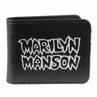 Denarnica MARILYN MANSON - LOGO, NNM, Marilyn Manson