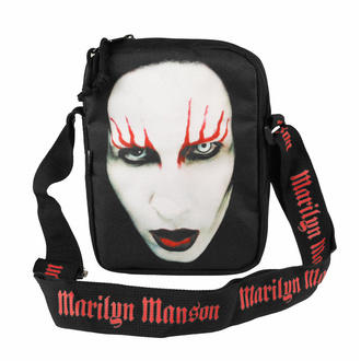 Torba MARILYN MANSON - RED LIPS, NNM, Marilyn Manson
