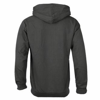 Moški hoodie NINE INCH NAILS - CLASSIC BLACK LOGO - PLASTIC HEAD, PLASTIC HEAD, Nine Inch Nails