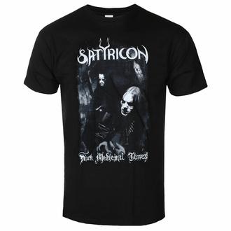 Moška majica SATYRICON - Dark Medieval Times - NAPALM RECORDS, NAPALM RECORDS, Satyricon