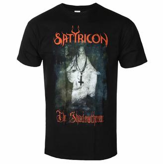 Moška majica SATYRICON - The Shadowthrone - NAPALM RECORDS, NAPALM RECORDS, Satyricon