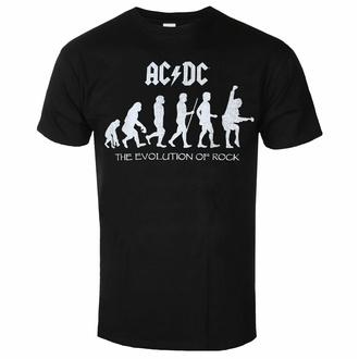 Moška majica AC / DC - Evolution of rock, NNM, AC-DC