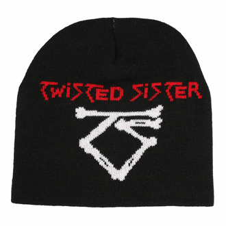Beanie Kapa Twisted Sister - You can't stop Rock 'n' Roll - LOW FREQUENCY, LOW FREQUENCY, Twisted Sister