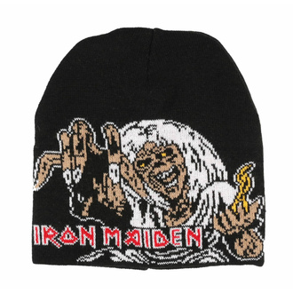 Kapa Iron Maiden - Number of the beast  - LOW FREQUENCY, LOW FREQUENCY, Iron Maiden