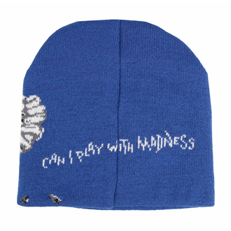 Beanie Kapa Iron Maiden - Can I play with madness, LOW FREQUENCY, Iron Maiden