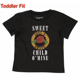 Otroška majica Guns N' Roses - Child O' Mine Rose - ROCK OFF, ROCK OFF, Guns N' Roses