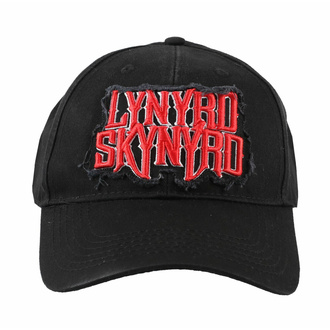 Kapa Lynyrd Skynyrd - Logotip - ROCK OFF, ROCK OFF, Lynyrd Skynyrd