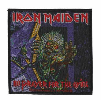 Našitek IRON MAIDEN - NO PRAYER FOR THE DYING - RAZAMATAZ, RAZAMATAZ, Iron Maiden
