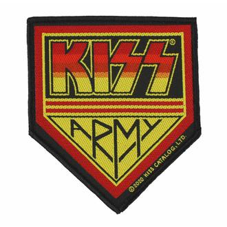 Našitek KISS - KISS ARMY - RAZAMATAZ, RAZAMATAZ, Kiss
