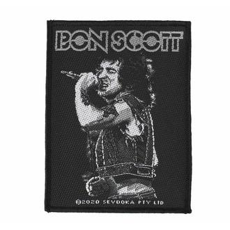 Našitek BON SCOTT - BON SCOTT - RAZAMATAZ, RAZAMATAZ, AC-DC