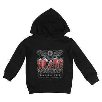 Otroški hoodie AC/DC - Črna Ice - Metal-Kids, Metal-Kids, AC-DC