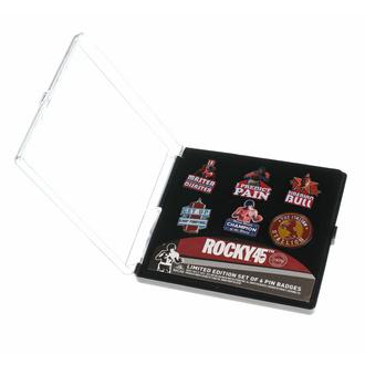 Priponke (set 6 kosov) Rocky - 45th Anniversary Limited Edition, NNM, Rocky