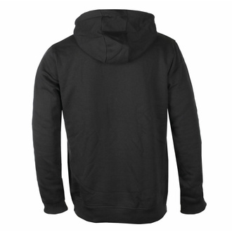 Moški hoodie pulover KISS - DEMON FACE - AMPLIFIED, AMPLIFIED, Kiss