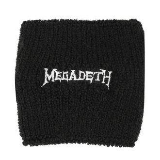 Zapestnica MEGADETH - LOGO - RAZAMATAZ, RAZAMATAZ, Megadeth