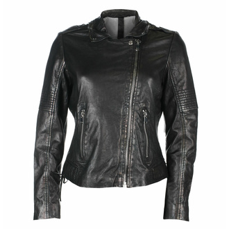 Ženska jakna (bomber) G2G Wona - SF LAMEV - Glossy Black, NNM