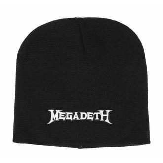 Kapa MEGADETH - LOGO - RAZAMATAZ, RAZAMATAZ, Megadeth