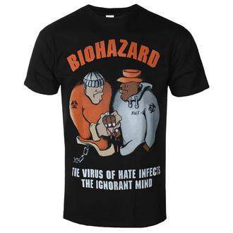 Moška majica BIOHAZARD - THE VIRUS OF HATE - RAZAMATAZ, RAZAMATAZ, Biohazard