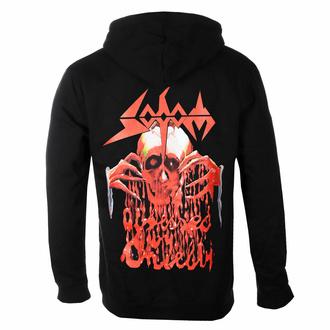 Moški hoodie pulover SODOM - OBSESSED BY CRUELTY - PLASTIC HEAD, PLASTIC HEAD, Sodom