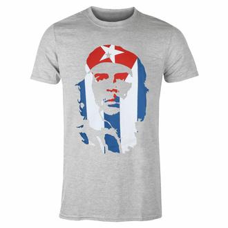Moška majica Che Guevara - Star & Stripes - SIVA - ROCK OFF, ROCK OFF, Che Guevara