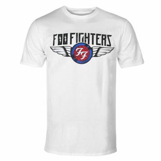Moška majica Foo Fighters - Flash Wings - WHT - ROCK OFF, ROCK OFF, Foo Fighters