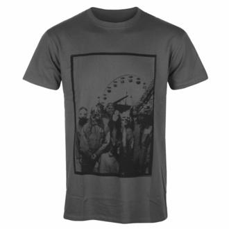 Moška majica Slipknot - Amusement Park - CHARCOAL - ROCK OFF, ROCK OFF, Slipknot